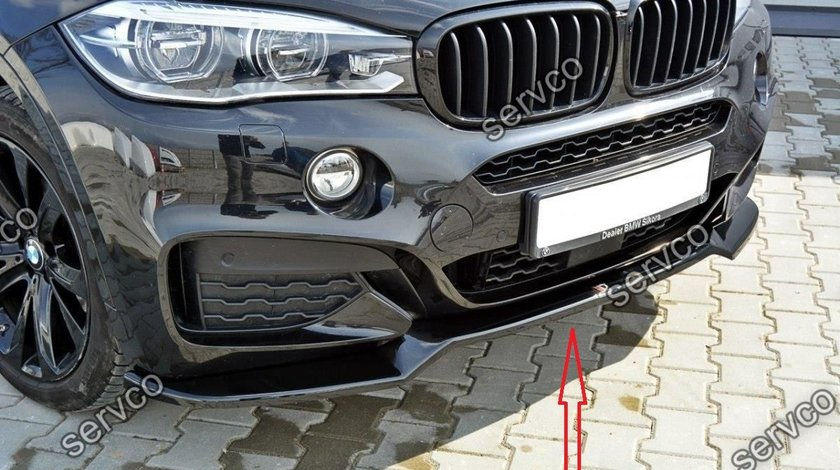 BodyKit pachet tuning sport BMW X6 F16 M Pack Performance Tech Aero 2015- v1
