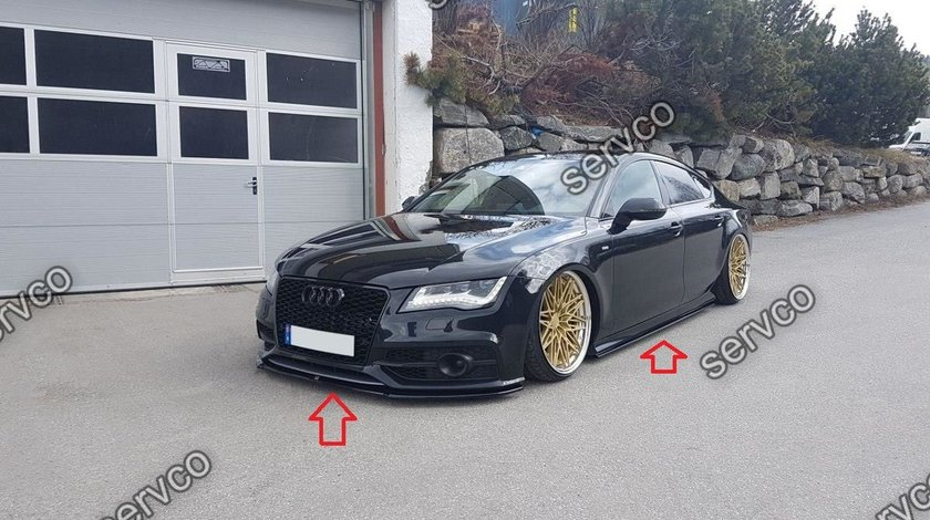 Bodykit tuning sport Audi A7 4G8 S-line 2010-2014 v1