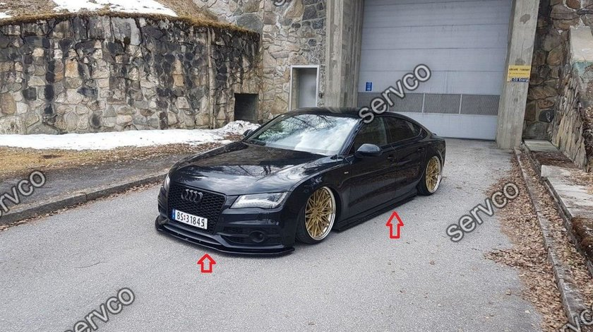 Bodykit tuning sport Audi A7 4G8 S-line 2010-2014 v2