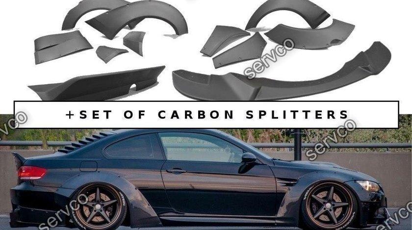 Bodykit tuning sport BMW Seria M3 E92 Wide Body 2007-2013 v1
