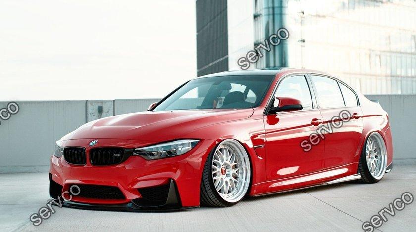 Bodykit tuning sport BMW Seria M3 F80 2014-2018 v1