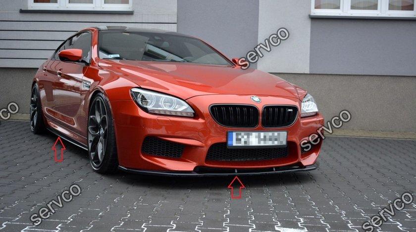 Bodykit tuning sport BMW Seria M6 F06 Gran Coupe 2012-2014 v1