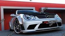 Bodykit tuning sport Mercedes CLK W209 Black Serie...