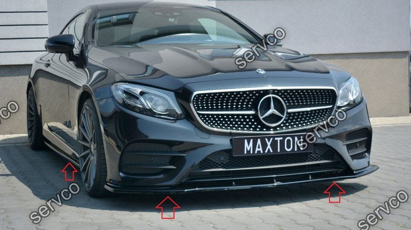 Bodykit tuning sport Mercedes E Class W213 Coupe Amg-Line 2017- v1