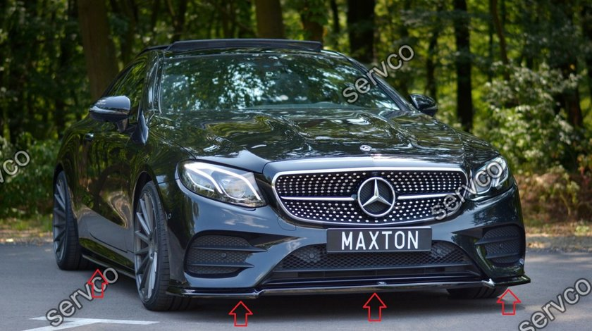 Bodykit tuning sport Mercedes E Class W213 Coupe Amg-Line 2017- v2