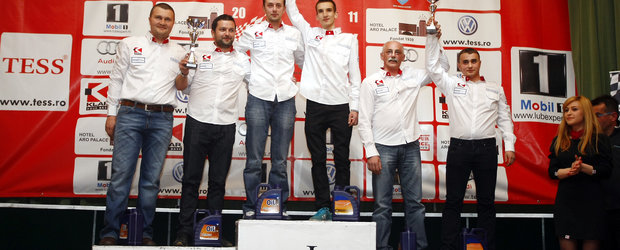 Bogdan Nastase, cel mai rapid pilot de Dacia la Tess Rally