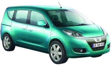 BOMBA! Dacia lanseaza modelul monovolum!
