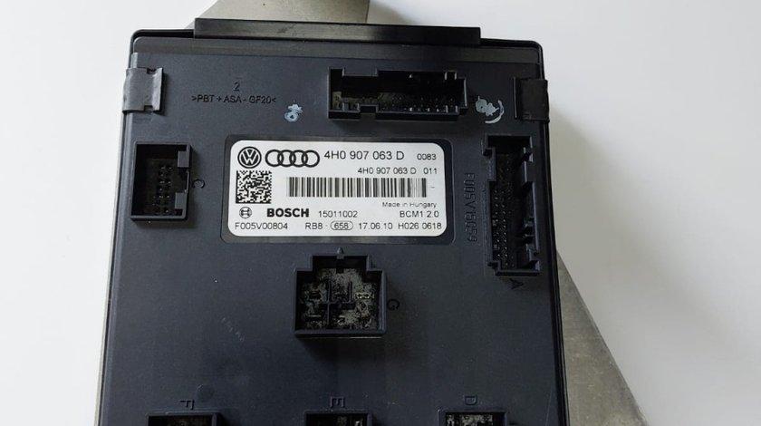 Bordnetz Original/ Modul BCM Audi A8 4H D4 4H0907063D BCM1 2.0
