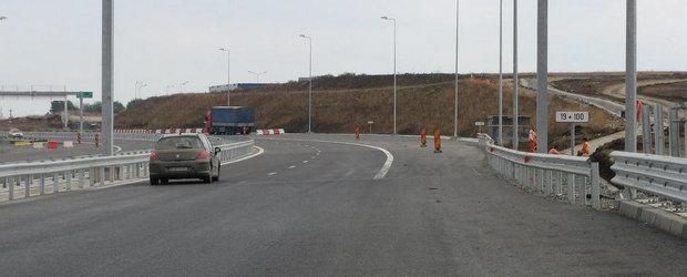 Borna ineficientei. Cum se prezinta peisajul de pe autostrazile Romaniei
