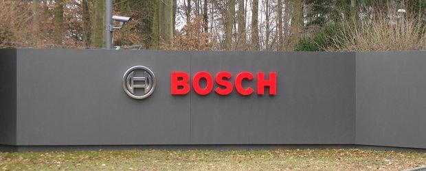 Bosch va produce componente electronice auto la Cluj. Investitia va fi de 77 milioane de euro