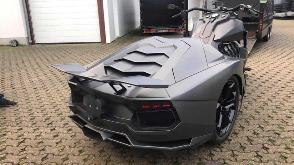 Boss Hoss Lamborghini