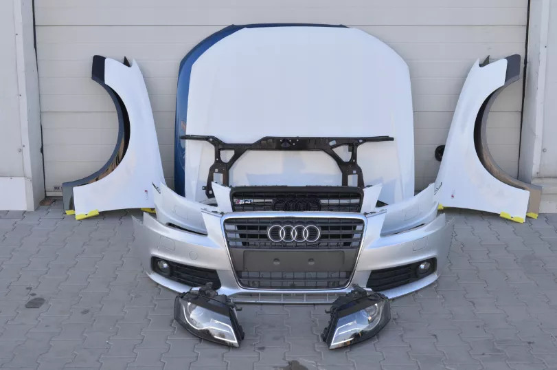 Bot complet Audi A4 B8 2008-2012