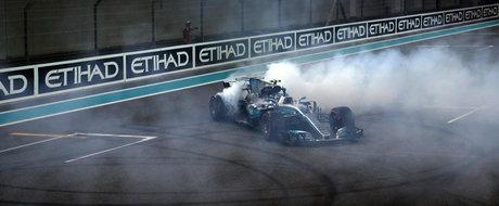 Bottas s-a impus in ultima cursa a sezonului de Formula 1. Hamilton si Vettel completeaza podiumul