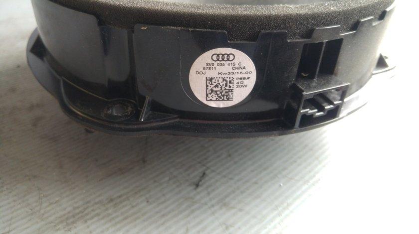 Boxa fata Audi A3 8V 2 usi 8V0035415