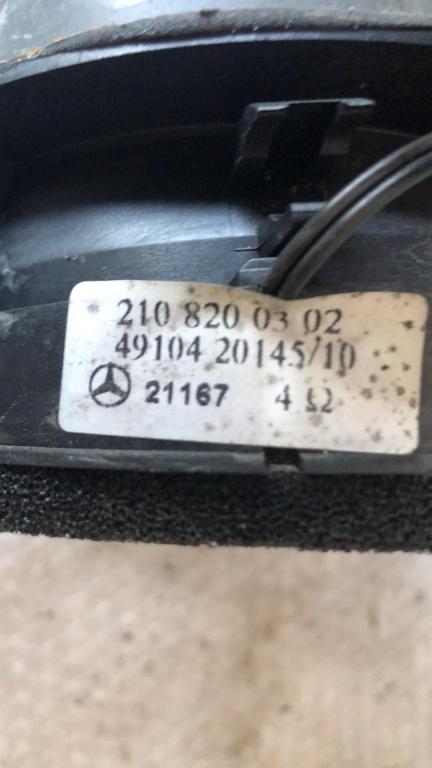 Boxa stanga fata mercedes e-class w211 2108200302