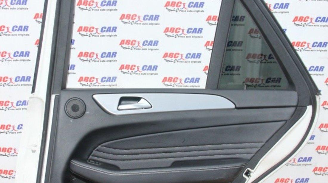 Boxa usa dreapta spate Mercedes ML-CLASS W166 model 2012