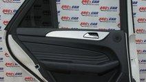 Boxa usa stanga Mercedes ML-CLASS W166 model 2012