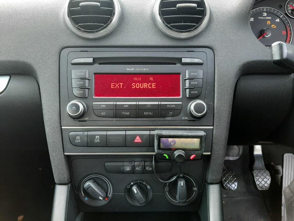 Boxe Audi A3 8P 2011 Hatchback 2.0 IDT