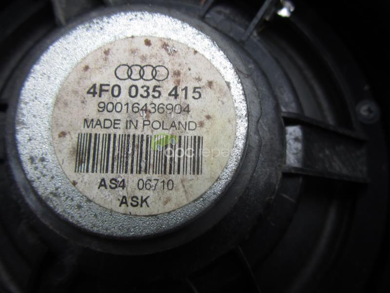 Boxe fata - Difuzoare spate bass Audi Q7 4L cod 4F0035415