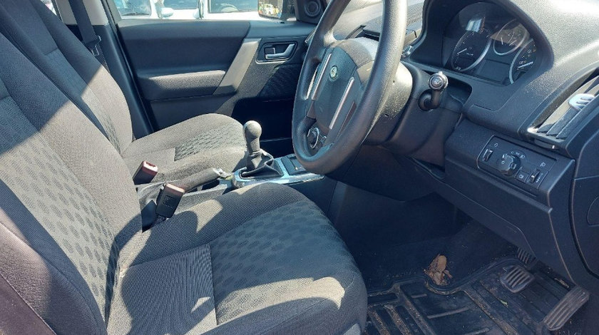 Boxe Land Rover Freelander 2007 SUV 2.2 DOHC