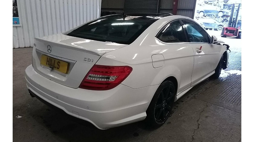 Boxe Mercedes C-Class C204 2014 Coupe AMG Sport Edition 2.2 CDi