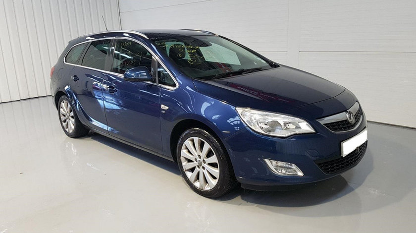 Boxe Opel Astra J 2012 Break 1.6i