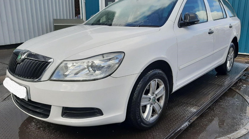 Boxe Skoda Octavia 2 2010 Break 1.4TSI