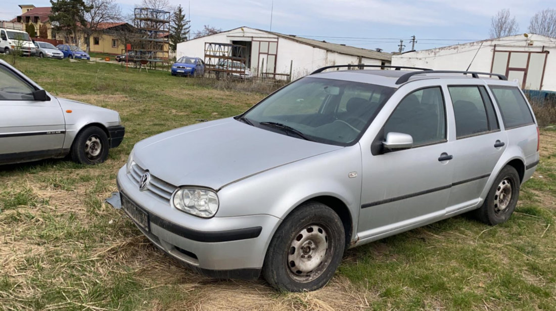 Boxe Volkswagen Golf 4 2001 Break 1.6