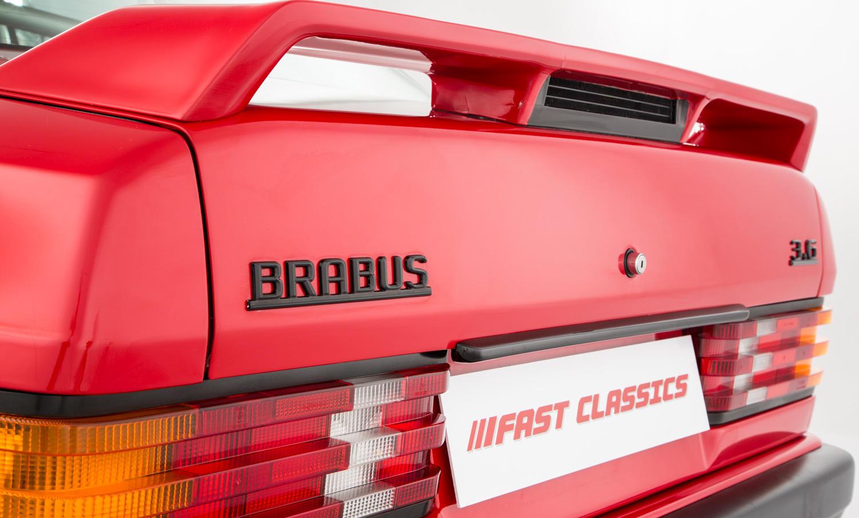 Brabus 3.6S Lightweight - Brabus 3.6S Lightweight