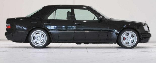 Brabus are la vanzare un E500 W124 absolut impecabil, cu motor de 6.4