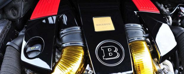 BRABUS B63S - 700 WIDESTAR: 700 CP si 960 Nm pentru al tau Mercedes ML / GL63 AMG