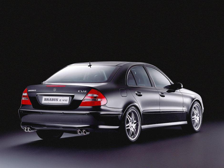 Brabus E V12 W211