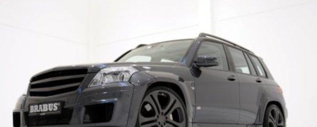 Brabus GLK V12 - Cel mai rapid SUV din lume!