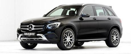 Brabus le-a pregatit mai multe surprize soferilor de Mercedes GLC si GLC Coupe