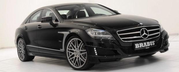 Brabus modifica noul Mercedes CLS pentru Geneva Motor Show