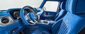 Brabus si-a pus mintea la contributie si a venit cu un interior spectacol pentru cea mai noua masina de la Mercedes