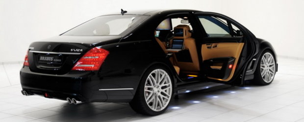 Brabus SV12 R iBusiness - Business in stil ultra luxos