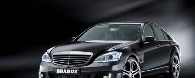 BRABUS SV12 R - Un S600 de 750 CP