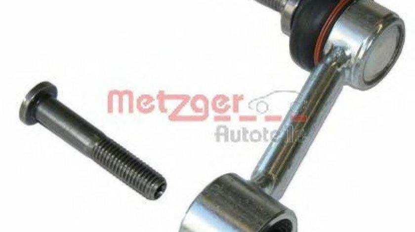 Brat/bieleta suspensie, stabilizator AUDI A3 Cabriolet (8P7) (2008 - 2013) METZGER 53007319 piesa NOUA