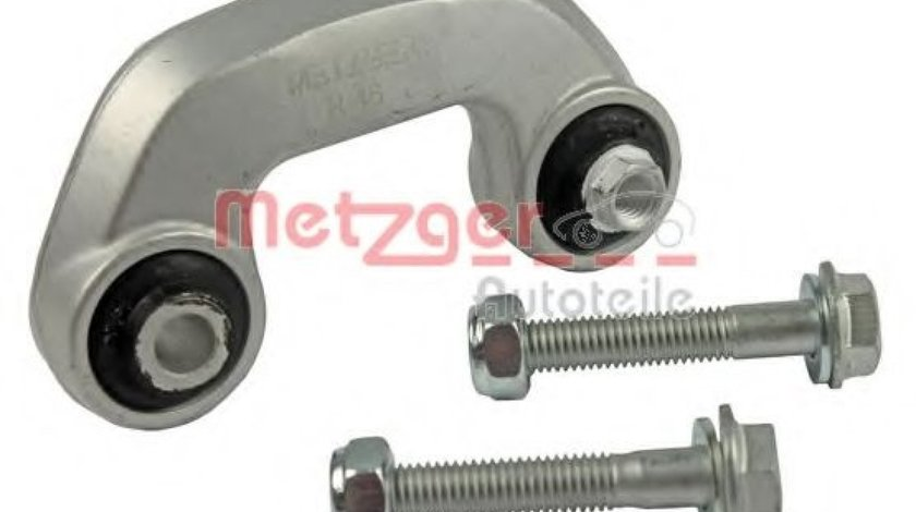 Brat/bieleta suspensie, stabilizator AUDI A4 Cabriolet (8H7, B6, 8HE, B7) (2002 - 2009) METZGER 53007412 piesa NOUA
