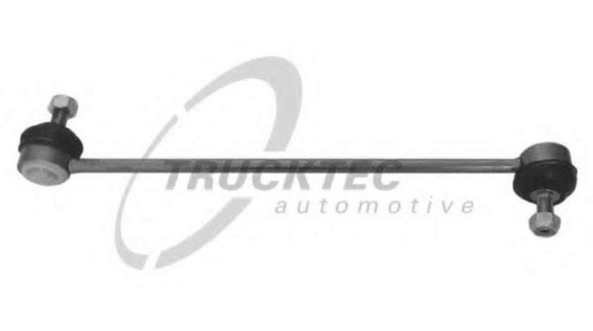 Brat/bieleta suspensie, stabilizator BMW Seria 3 Cabriolet (E46) (2000 - 2007) TRUCKTEC AUTOMOTIVE 08.31.028 piesa NOUA
