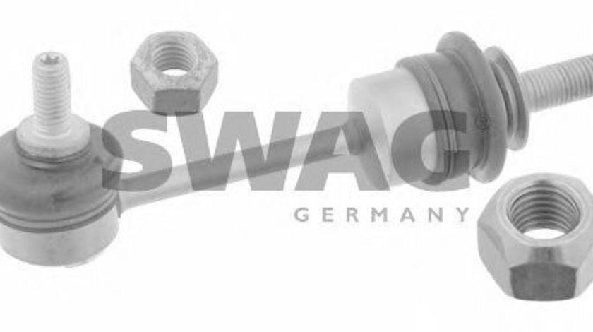 Brat/bieleta suspensie, stabilizator BMW Seria 6 (E63) (2004 - 2010) SWAG 20 92 6130 piesa NOUA