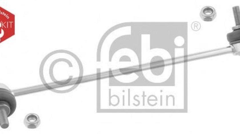 Brat/bieleta suspensie, stabilizator BMW X3 (E83) (2004 - 2011) FEBI BILSTEIN 27195 piesa NOUA