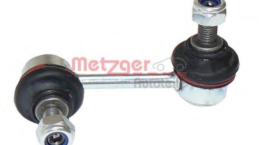 Brat/bieleta suspensie, stabilizator MITSUBISHI OUTLANDER II (CW) (2006 - 2012) METZGER 53046914 piesa NOUA