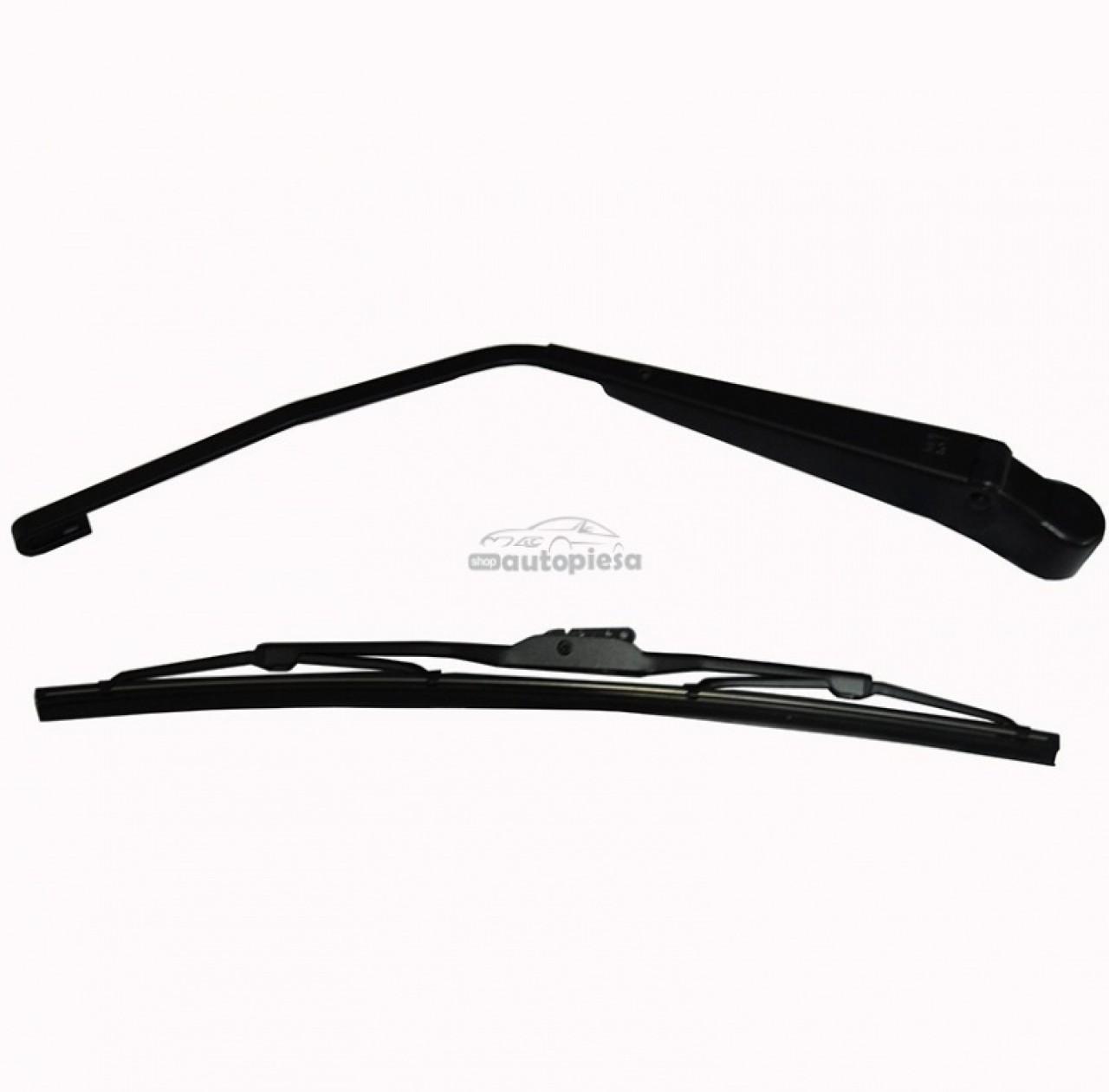 Brat stergator luneta metal + lamela Toyota Yaris CP10 (04.99-12.05) POLCAR 8103RWT1 piesa NOUA