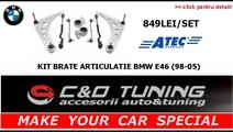 Brate/Bascule BMW E46 bascule kit 10 piese (Livrar...