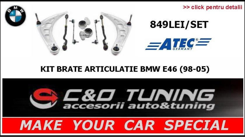 Brate/Bascule BMW E46 bascule kit 10 piese (Livrare gratuita)