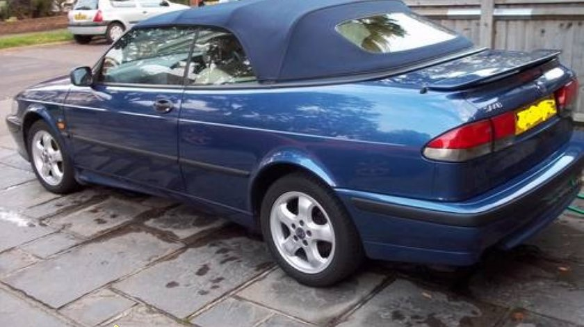 Brate fata Saab 9 3 Cabriolet Saab 9 3 Cabriolet 2 3 i 2290 cmc 110 kw 150 cp tip motor B234I