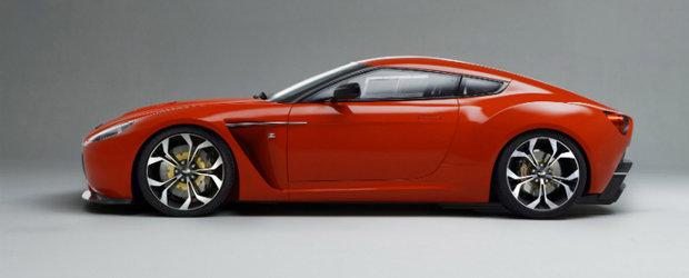 Brea(thta)king News: Aston Martin dezvaluie noul V12 Zagato