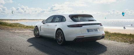 Break-ul perfect exista. Porsche il lanseaza cu 680 de cai si consum de 3 litri/100 de km